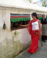 Mihaela Wachsman - Bouda, Nepal