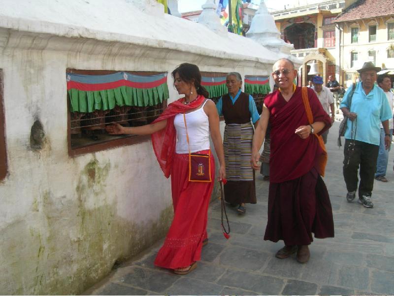 Mihaela Nepal Bouda